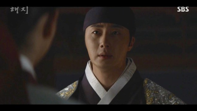 Jung Il-woo in Haechi Episode 22 (43-44) Cr. SBS 120
