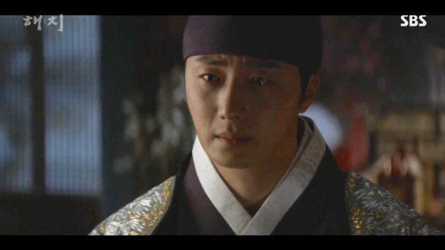 Jung Il-woo in Haechi Episode 22 (43-44) Cr. SBS 122