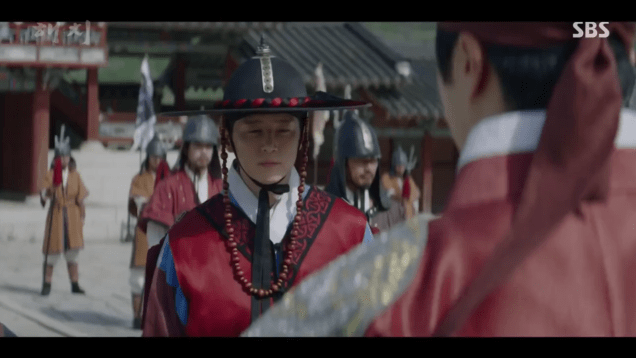Jung Il-woo in Haechi Episode 22 (43-44) Cr. SBS 128