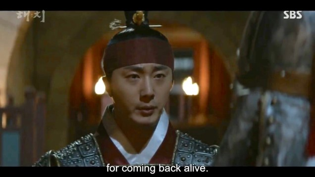 Jung Il-woo in Haechi Episode 22 (43-44) Cr. SBS 63