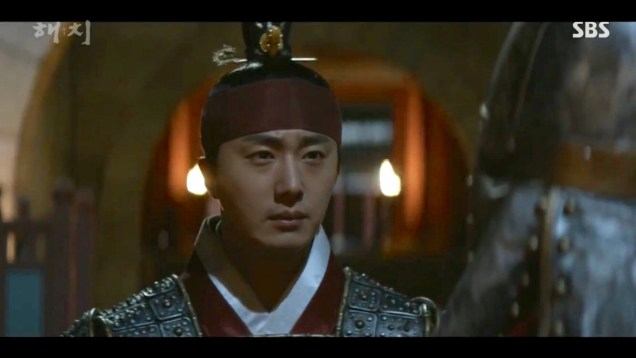 Jung Il-woo in Haechi Episode 22 (43-44) Cr. SBS 64