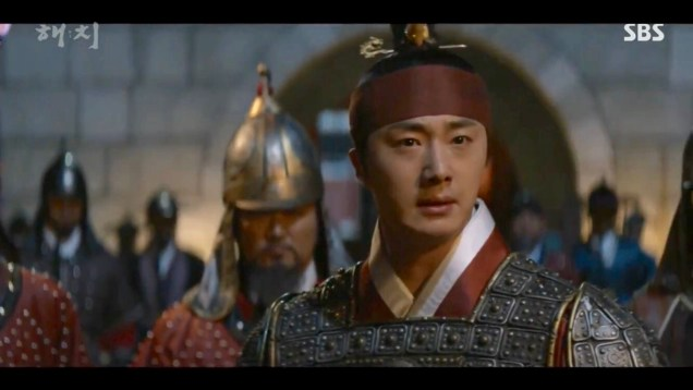 Jung Il-woo in Haechi Episode 22 (43-44) Cr. SBS 73