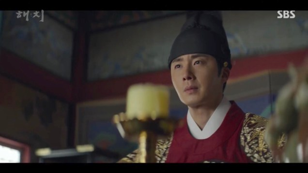 Jung Il-woo in Haechi Episode 22 (43-44) Cr. SBS 81