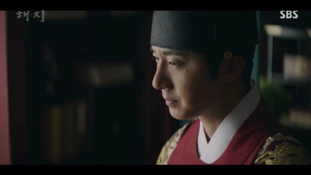 Jung Il-woo in Haechi Episode 22 (43-44) Cr. SBS 84
