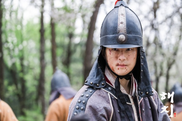 Jung Il-woo in Haechi Episode 22 (43-44) Website Photos Cr. SBS 15