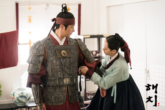 Jung Il-woo in Haechi Episode 22 (43-44) Website Photos Cr. SBS 3