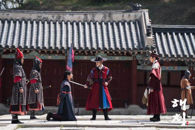 Jung Il-woo in Haechi Episode 22 (43-44) Website Photos Cr. SBS 9