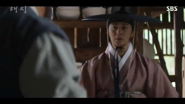 Jung Il-woo In Haechi Episode 24 (47-48) Cr.SBS. 126