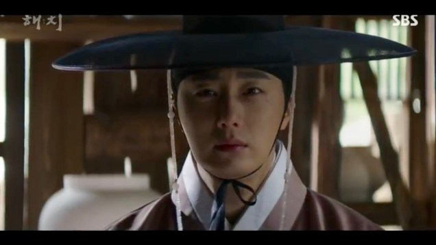 Jung Il-woo In Haechi Episode 24 (47-48) Cr.SBS. 127