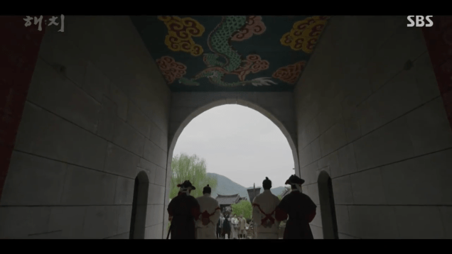 Jung Il-woo In Haechi Episode 24 (47-48) Cr.SBS. 41