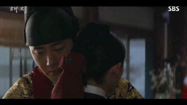 Jung Il-woo In Haechi Episode 24 (47-48) Cr.SBS. 49