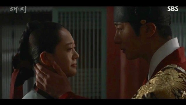Jung Il-woo In Haechi Episode 24 (47-48) Cr.SBS. 53