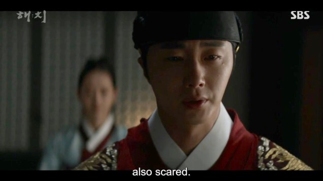 Jung Il-woo In Haechi Episode 24 (47-48) Cr.SBS. 63