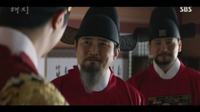 Jung Il-woo In Haechi Episode 24 (47-48) Cr.SBS. 76
