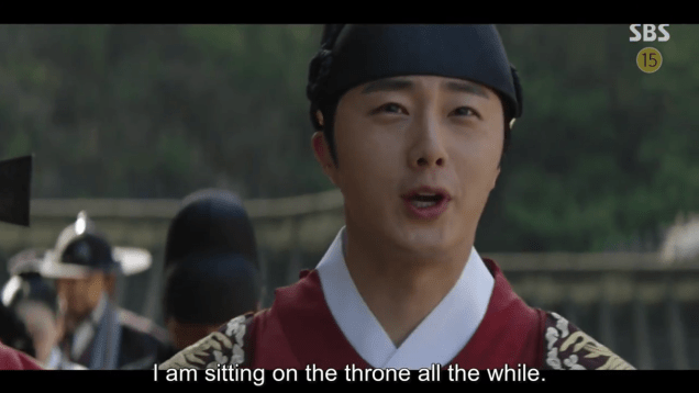 Jung Il-woo In Haechi Episode 24 (47-48) Cr.SBS. 86