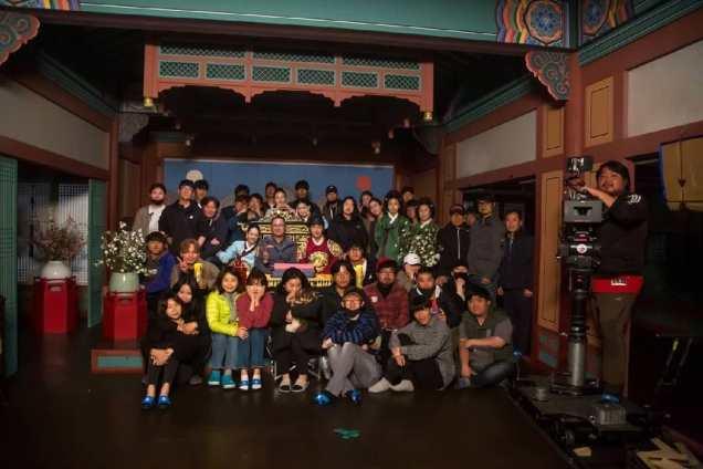 Jung Il-woo In Haechi Episode 24 (47-48) Website Photos. Behind the Scenes. Cr.SBS. 12