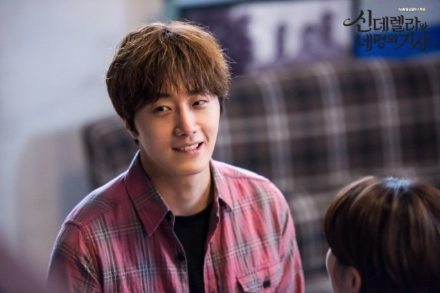 2016 8 19 Jung Il-woo in Cinderella and the Four Knights. Episode 3. Behind the Scenes. Cr. Various. 12