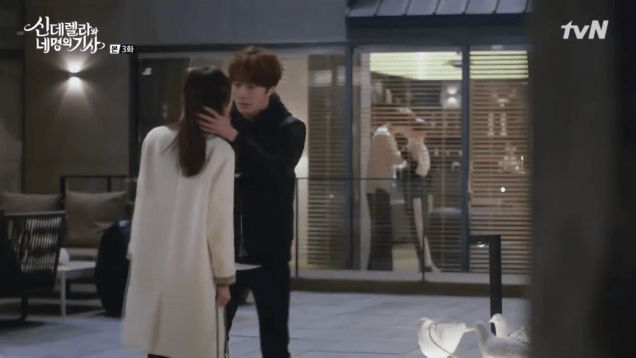 2016 8 19 Jung Il-woo in Cinderella and the Four Knights. Episode 3. Cr. tvN 15