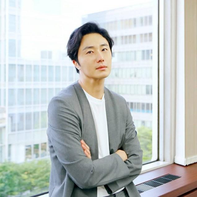 2019 6 12 Jung Il-woo for Asahi Shibun Globe.JPG