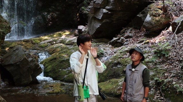2019-6-25 Jung Il-woo and KBS Explore the wild together. 4