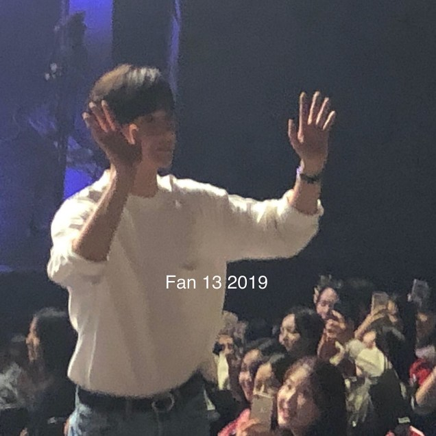 2019 6 8. At Jung Il-woo's Fan Meeting in Seoul. By Fan 13. 00028.JPG