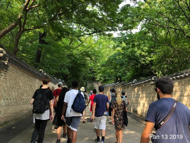 2019 Changdeokgung Palace by Fan 13. 10