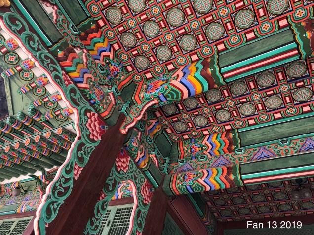 2019 Changdeokgung Palace by Fan 13. 11