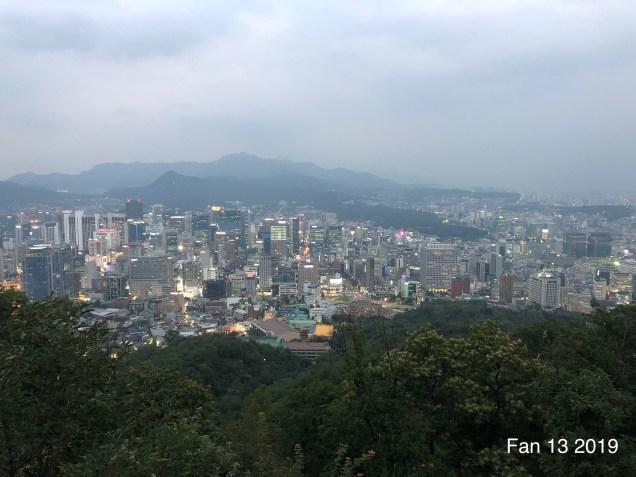 2019 Nasam Tower, Seoul. By Fan 13 9