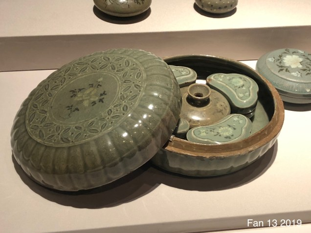 Exhibits at the National Museum of Korea. Goryeo Kingdom. By Fan 13  5.JPG