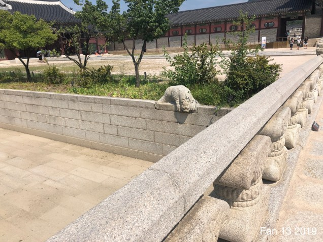 Gyeongboksung Palace. www.jungilwoodelights.com Cr. Fan 13. 2019 11