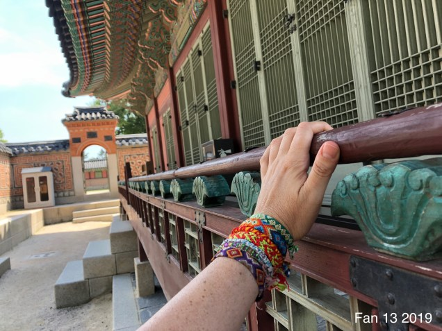 Gyeongboksung Palace. www.jungilwoodelights.com Cr. Fan 13. 2019 35
