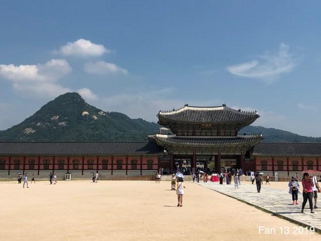 Gyeongboksung Palace. www.jungilwoodelights.com Cr. Fan 13. 2019 7