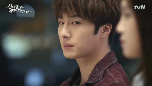 Jung Il-woo in Cinderella and the Four Knights. Episode 4. Cr. tvN Screen Captures by Fan 13. 64