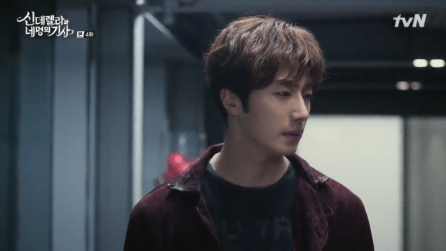 Jung Il-woo in Cinderella and the Four Knights. Episode 4. Cr. tvN Screen Captures by Fan 13. 72