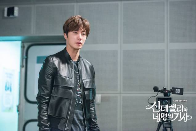 Jung Il-woo in Cinderella and the Four Knights. Episode 6. Cr. tvN Website Photos. 3