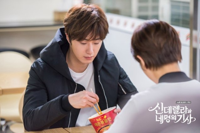 Jung Il-woo in Cinderella and the Four Knights. Episode 6. Cr. tvN Website Photos. 7.jpg