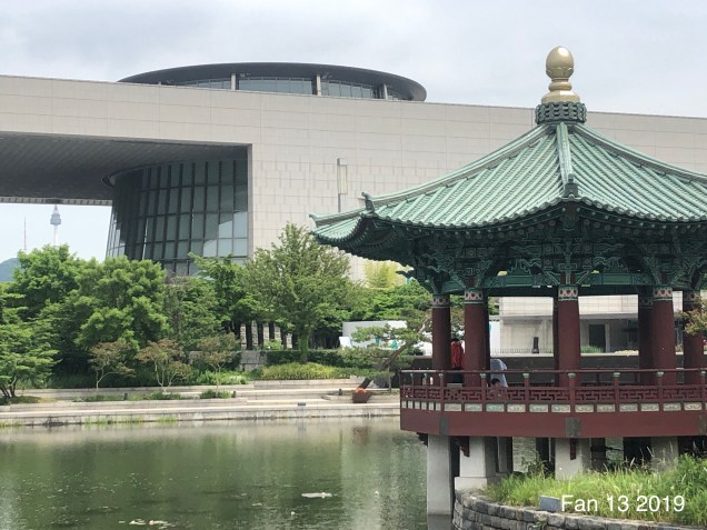 The National Museum of Korea. By Jung Il-woo's Fan 13. For www.jungilwoodelights.com 32