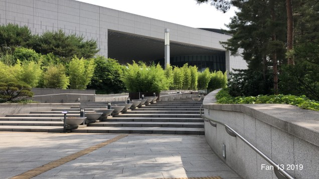 The National Museum of Korea. By Jung Il-woo's Fan 13.  For www.jungilwoodelights.com 6.JPG