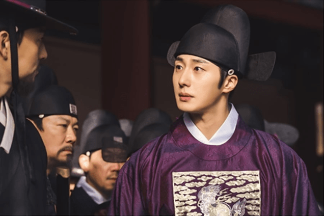 Jung Il-woo as King Yeongjo. 00002.PNG