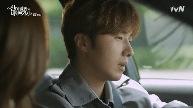 2016 9 16. Jung Il-woo in Cinderella and the Four Knights Episode 11. Cr. KBS. 111