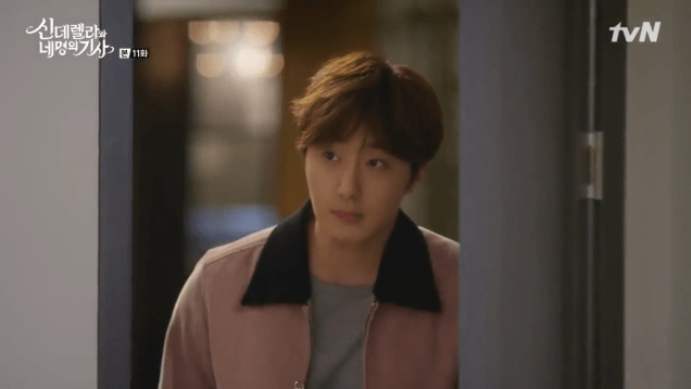 2016 9 16. Jung Il-woo in Cinderella and the Four Knights Episode 11. Cr. KBS. 5