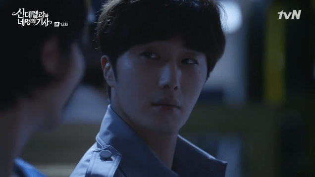 2016 9 17. Jung Il-woo in Cinderella and the Four Knights Episode 12. Cr. KBS. 23
