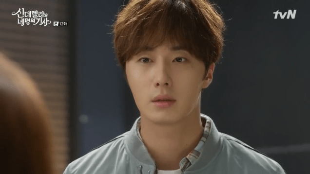 2016 9 17. Jung Il-woo in Cinderella and the Four Knights Episode 12. Cr. KBS. 42