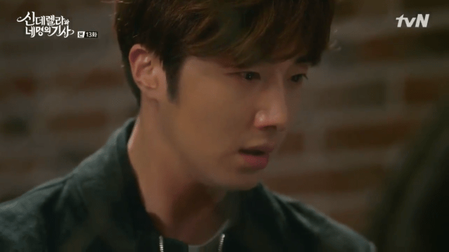 2016 9 23. Jung Il-woo in Cinderella and the Four Knights Episode 13. Cr. tvN. 122