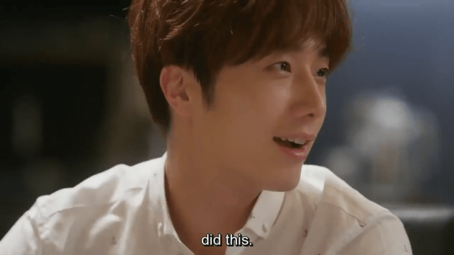 2016 9 23. Jung Il-woo in Cinderella and the Four Knights Episode 13. Cr. tvN. 69
