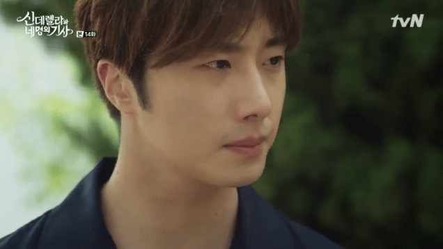 2016 9 24. Jung Il-woo in Cinderella and the Four Knights Episode 14. Cr. tvN.67