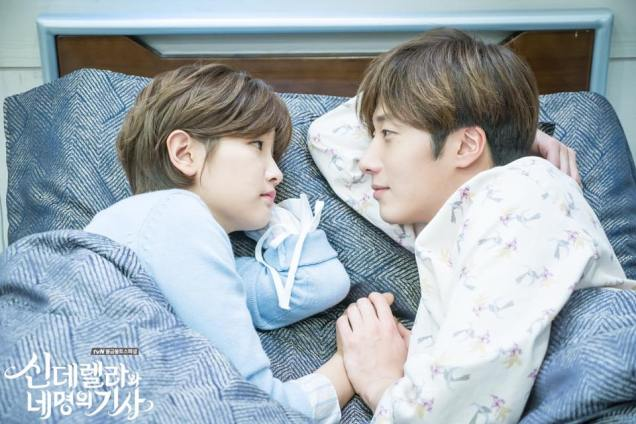 2016 9 30 Cinderella and the Four Knights episode 15. Cr. tvN Website Photos. 2