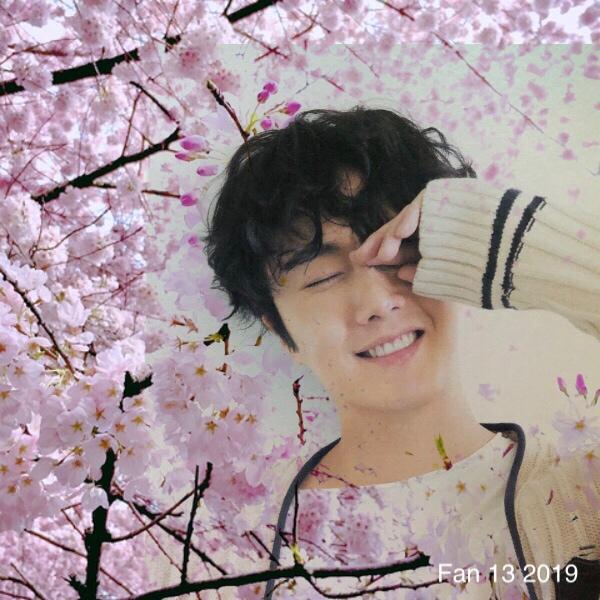 2019 7 1 Jung Il-woo in Cherry Blossom July! By Fan 13 3.JPG