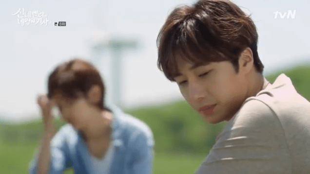Jung Il-woo in Cinderella and the Four Knights. Episode 8. Cr. tvN Screen Captures by Fan 13. .PNG34