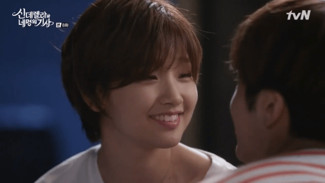 Jung Il-woo in Cinderella and the Four Knights. Episode 8. Cr. tvN Screen Captures by Fan 13. PNG112